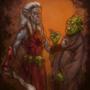 Drow Interrogator by Dungeonsketch