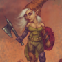 Lady Gnome by Dungeonsketch