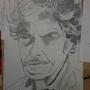 Bob Dylan by ThreeDee