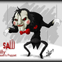 Billy, The Puppet by dYb