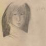 Lightning FFXIII sketch by HipnikDragomir
