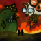 Godzilla and Mothra ILY