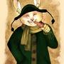 Rabbit fellow by Jaona