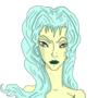 Light Blue Hair by slaurak555
