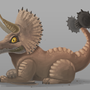 Monster Hunter:: Diablos by Totemhead