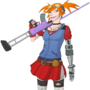 Gaige the Mechromancer by iEatApples