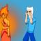 Flame princess teases Finn