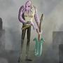 Squid Guitarrist by ChristofferN