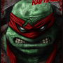 Raphael TMNT by Adovion
