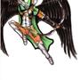 Angel Hunter Archer by UroboroInfinito