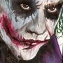 the joker by Joshuazombieye