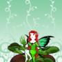 Fairy dionaea by UroboroInfinito