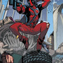 Deadpool by kid-scribbles