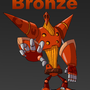 Bronze by Cogmoses