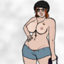 Shirtless by JuicyDemonArt
