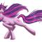 Purple Poneh