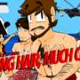 Long Hair, Much Care Poster by WooleyWorld