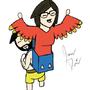 Fan Art For Jaxxy by duncezero