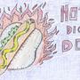 hot diggity dog! by Allisawn