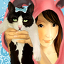 cat by emmafrost13