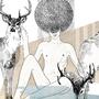 deer by emmafrost13