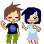 Conner and Kari by MikuZ