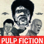 Pulp Fiction Poster by triplenoob