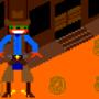 Sheriff Willy by Gawayno