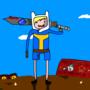 Bumper Sword Finn by br00d1e