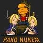 Pako Nukem by yonmacklein