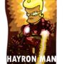 HayRonMan by yonmacklein