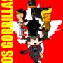 Los Gorrillas by yonmacklein