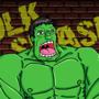 HULK SMASH! by EpilepticEmus