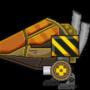 Mecha Steampunk Robot