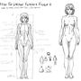 Beginnier How to Draw Female by Jettyjetjet
