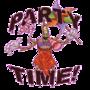 Party Time Fiddlesticks by Peglay