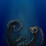 Water Dragon by Rrachel-chan