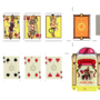 Kingship Massacre Playing Card