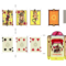 Kingship Massacre Playing Card