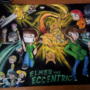 Elmer the Eccentric Poster by MSPToons
