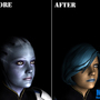 Mass Effect Character Remake 1 by SScollab