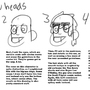 Drawing heads by neonpaint