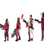 TF2 Sprites: The Line-up by BananaBuddy