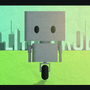 The Little Robot by Zeviix