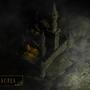 CASTLE DRACULA by Blackshroom