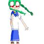 ME-Tan in Sailor Fuku by BloodPie