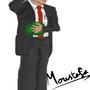 Luigi Saluting by ToughManNagaty