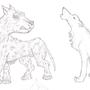 A Wolf by ToughManNagaty