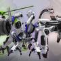 Warbots Unite by 3D-xelu