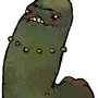 Chikorita is exited for HG&SS by Forty-One